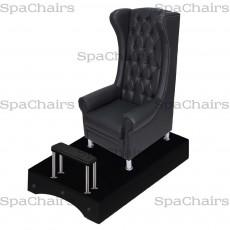 """Комплект кресло педикюрное """"ТРОН II"""" с подиумом"""